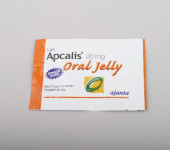 Apcalis Oral Jelly 20mg/sach