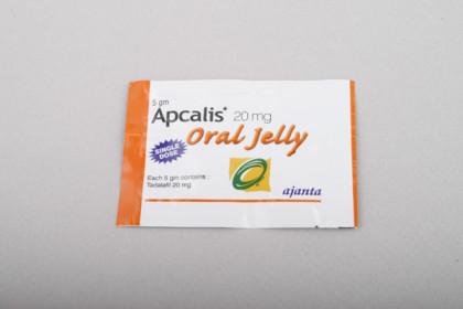 Apcalis Oral Jelly 20mg/sach