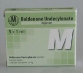 Boldenon Undecylenat March 200mg/amp