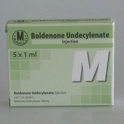 Boldenon Undecylenat March 200mg/amp