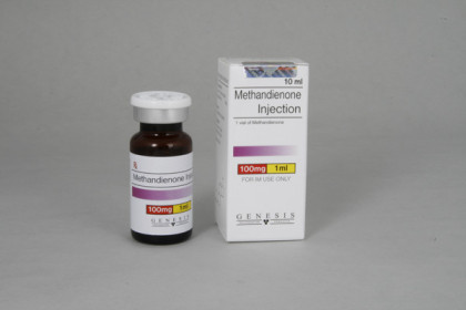 Methandienone Genesis 100mg/ml (10ml)
