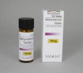 Methandienone tabletten 10mg (100 tab)