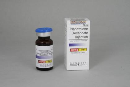 Nandrolon Decanoat Genesis 250mg/ml (10ml)