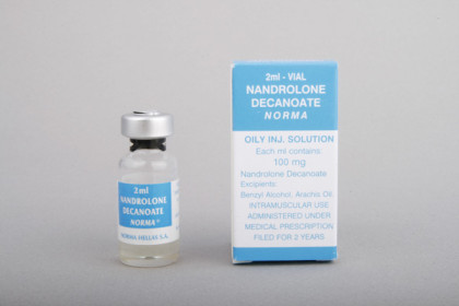 Nandrolon Decanoat Norma 200mg/amp
