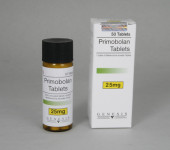 Primobolan tabletten 25mg (50 tab)