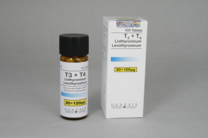 T3 und T4 (100 tab)